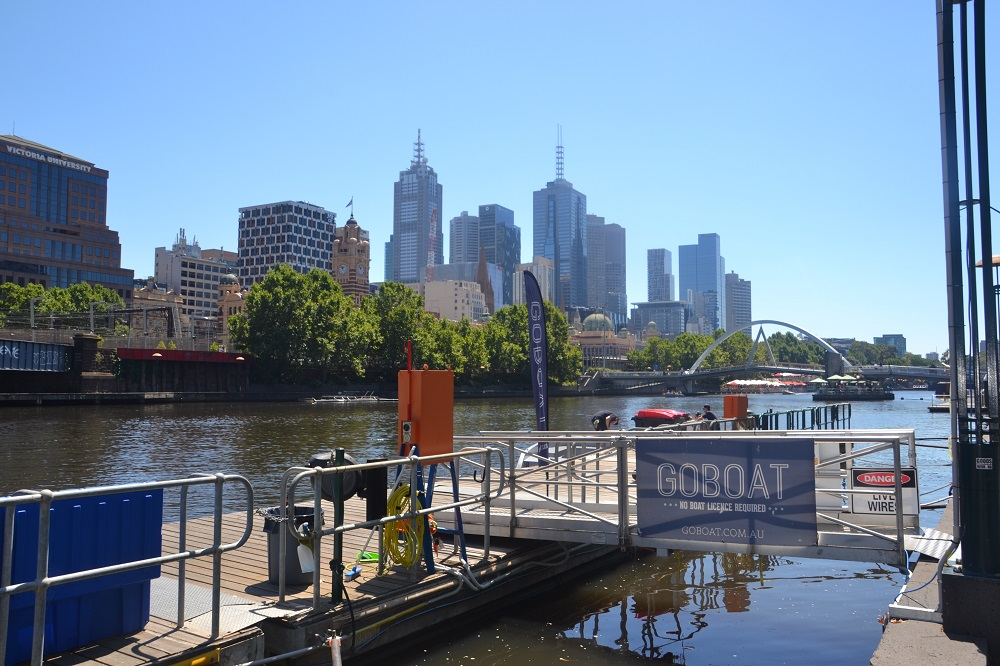 Go Boat Melbourne South Bank