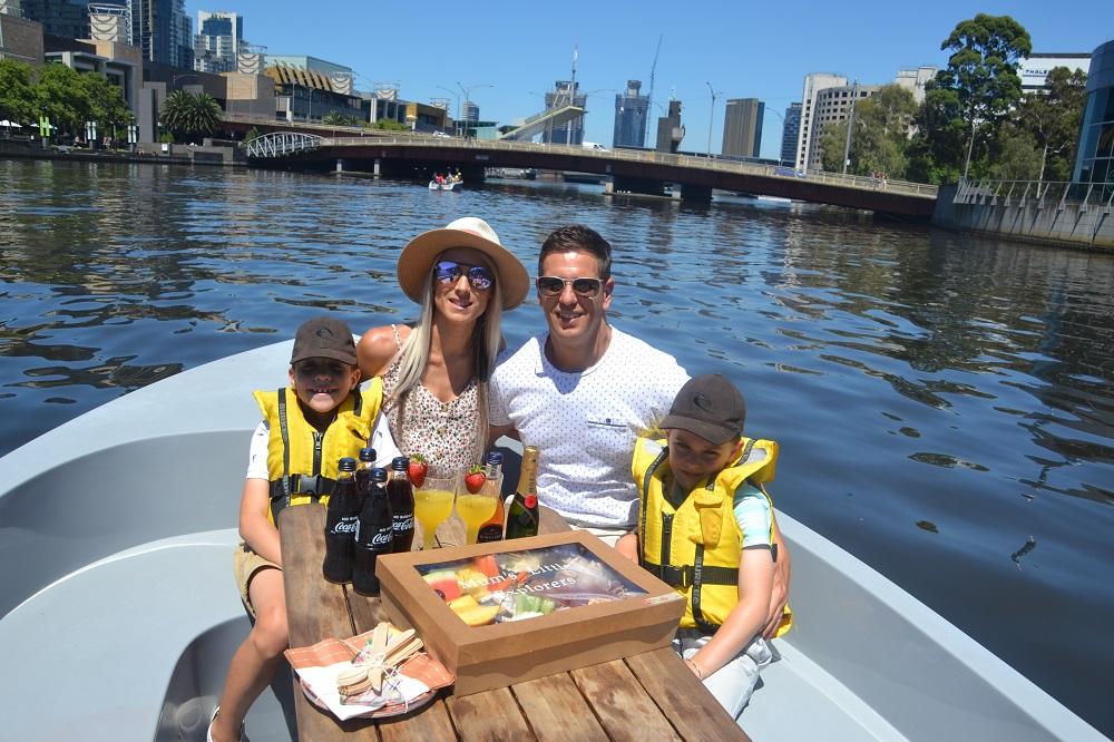 GoBoat Self Drive Boat Hire Melbourne