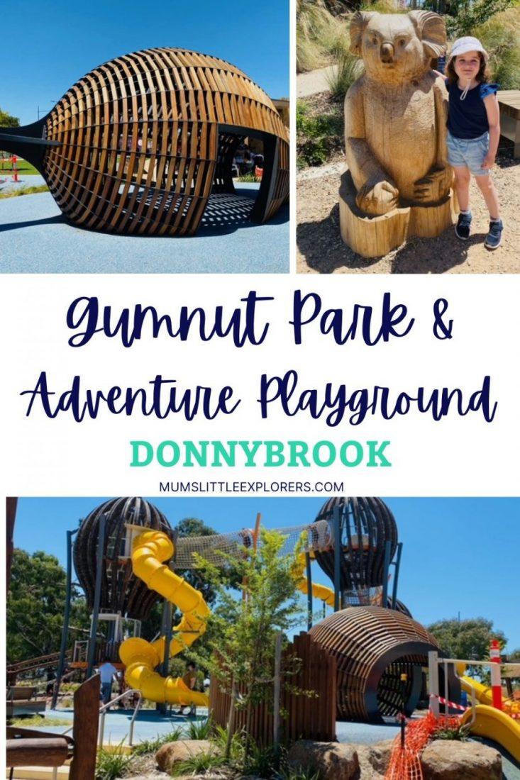 Gumnut park and adventure playground donnybrook