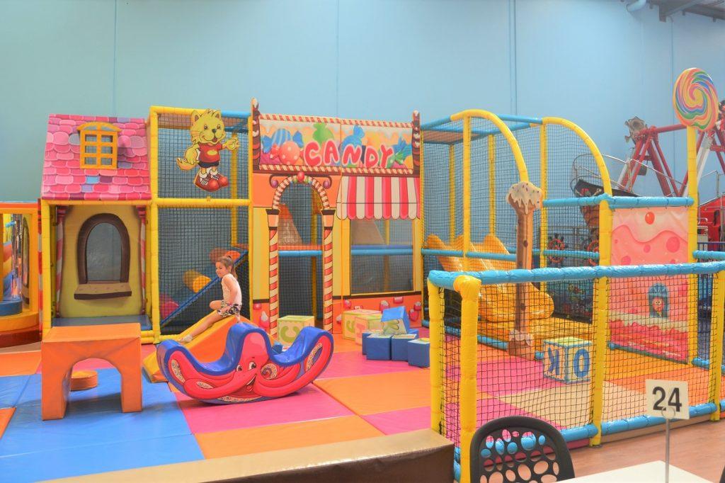 Lollipops Playland Toddler Area