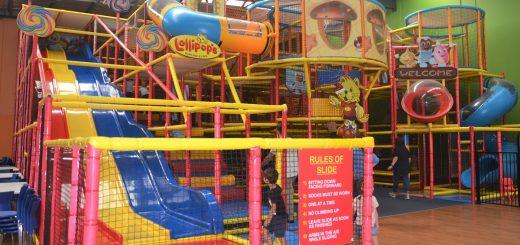 Lollipops Playland kids area