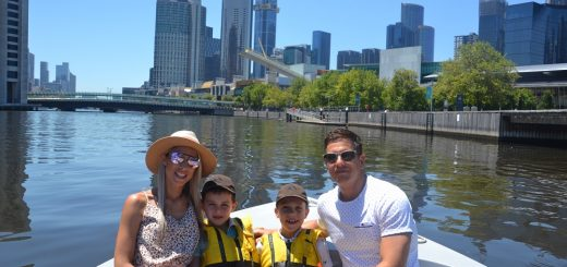 Mums Little Explorers Goboat Melbourne