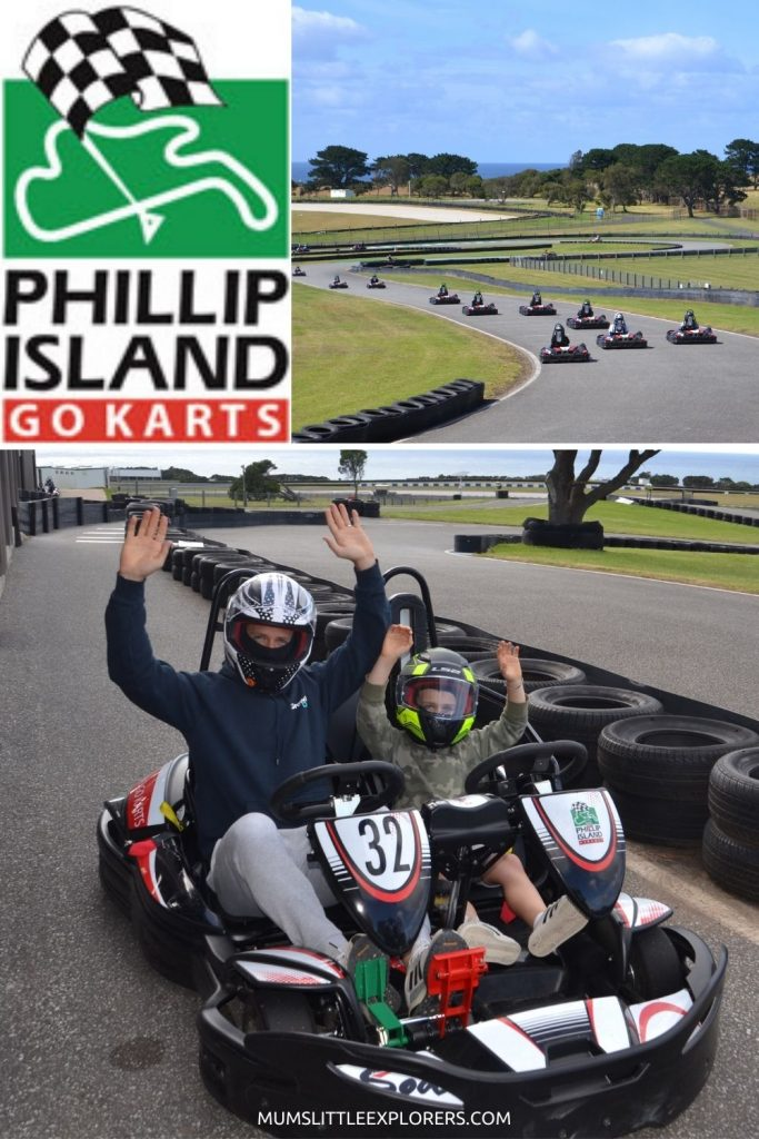 Phillip Island Go Karts for Families
