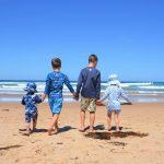 Sandy Feet Sun Safe Swimwear for Aussie Families