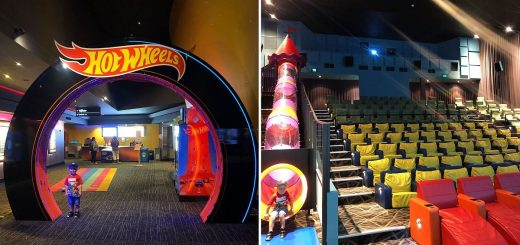 VJunior Village Cinemas for Kids