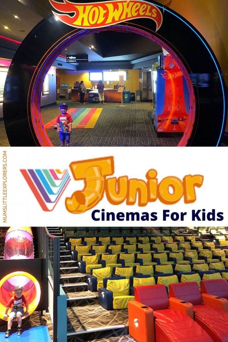 VJunior Village Cinemas for Kids in Melbourne