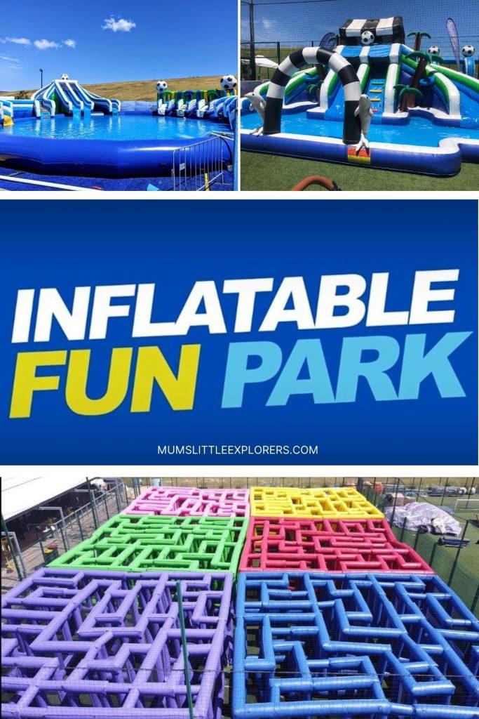 Inflatable Fun Park Dandenong South