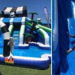 Inflatable Fun Park, Summer Fun in Dandenong South