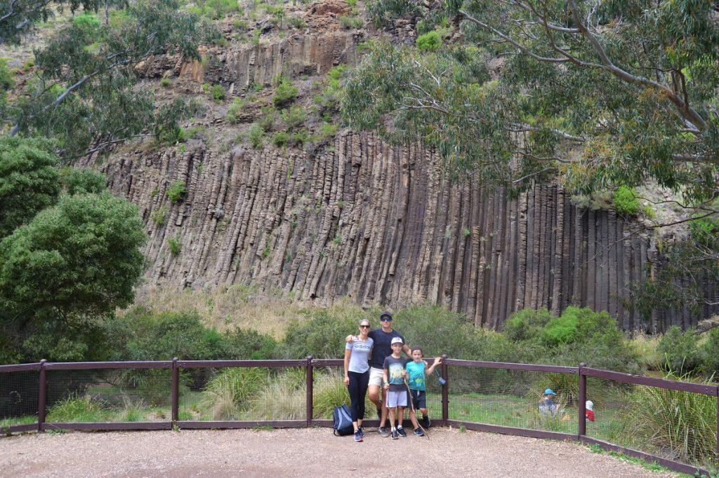 Organ Pipes National Park Victoria