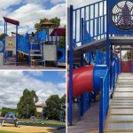 Rocket Playground, Ray Bastin Reserve – Narre Warren