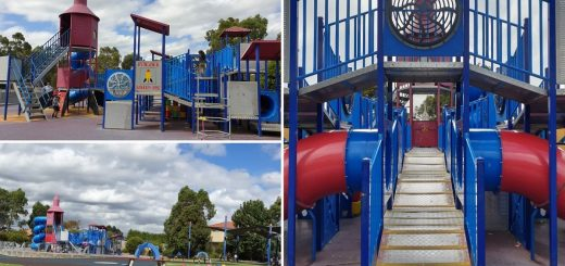 Rocket Playground Narre Warren