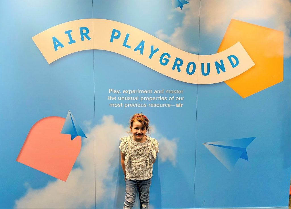Airplayground Scienceworks Melbourne