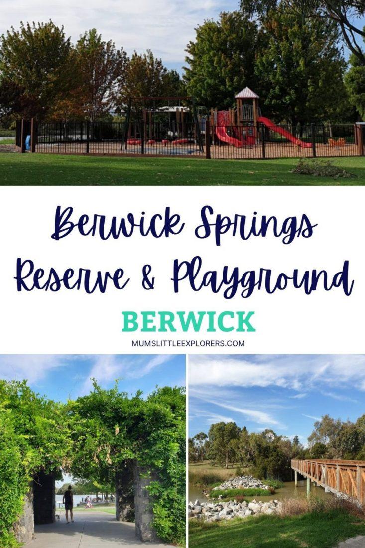 Berwick Springs Reserve & Playground