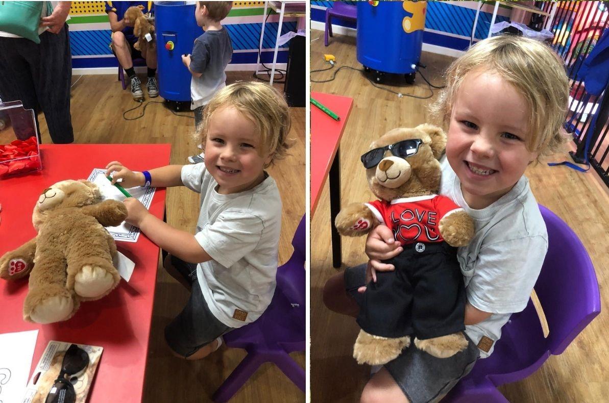 Build a Bear Lollipops Knox