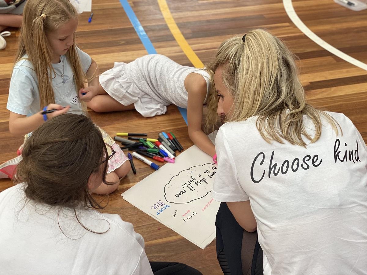 Choose kind Confidence workshops Royal Assembly