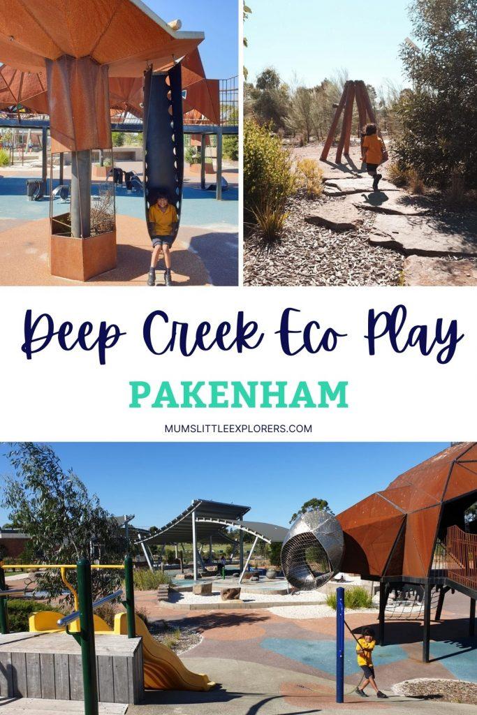 Deep Creek Eco Play Melbourne Playground