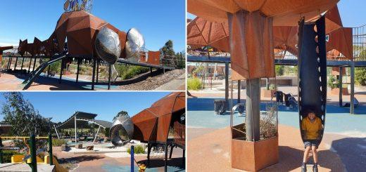 Deep Creek Exo Play Pakenham Playground