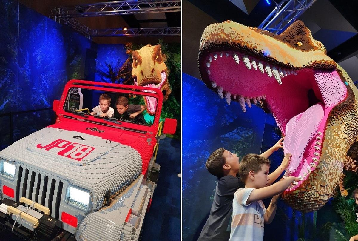 Jurassic World Brickman Melbourne 3