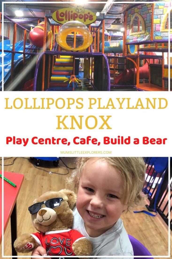 Lollipops Playland Knox
