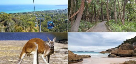 National Parks Melbourne Victoria