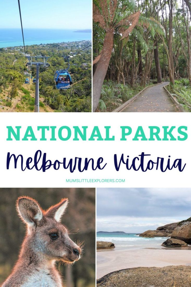 National Parks near Melbourne Victoria
