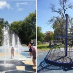 Seville Water Play Park & Playground | Melbourne East