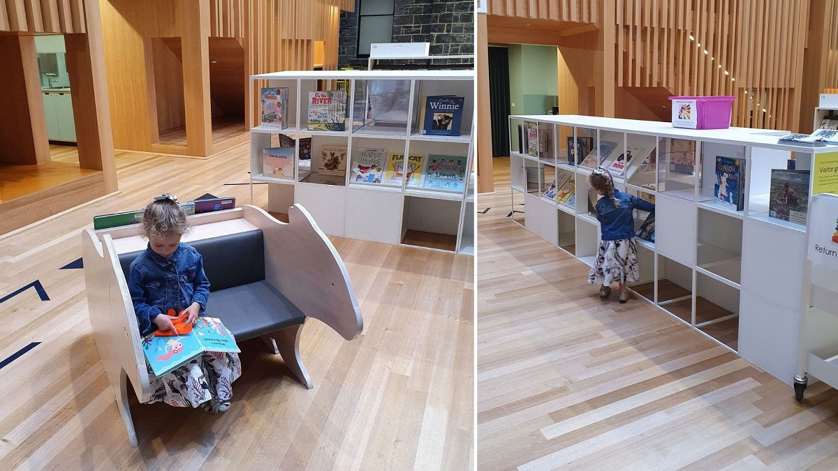 State Library Kids Section