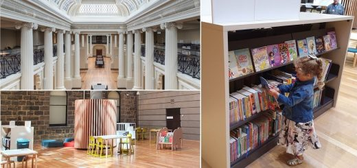 State Library Victoria Review