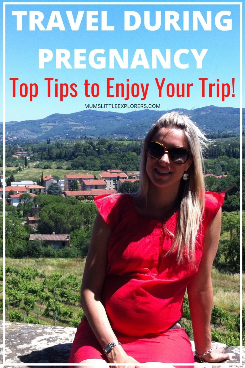 Travel during pregnancy - Tips and Advice