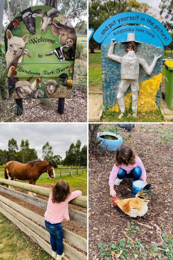 Bundoora Farm Animals