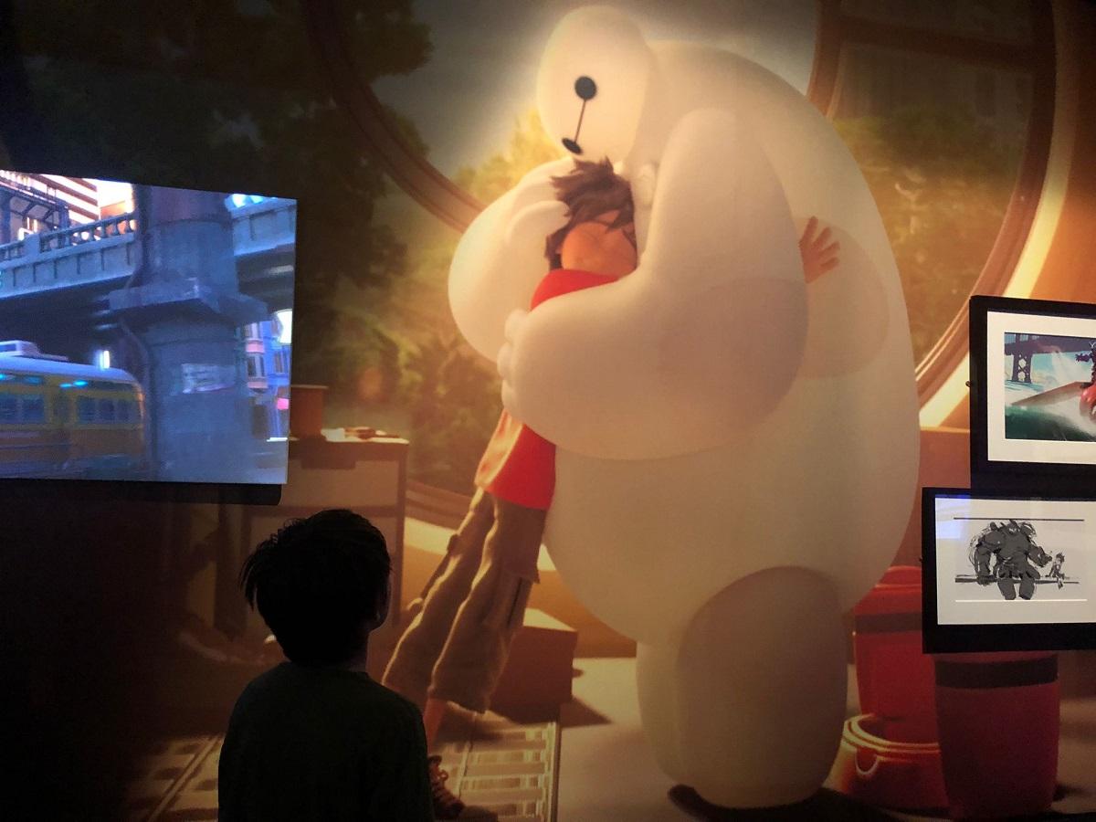 Disney Animation Expo melbourne 3