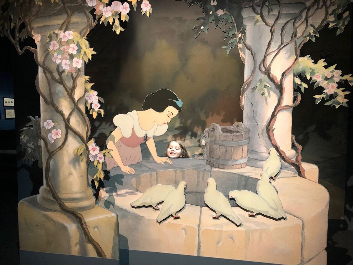 Disney of Animation Expo Melbourne 1