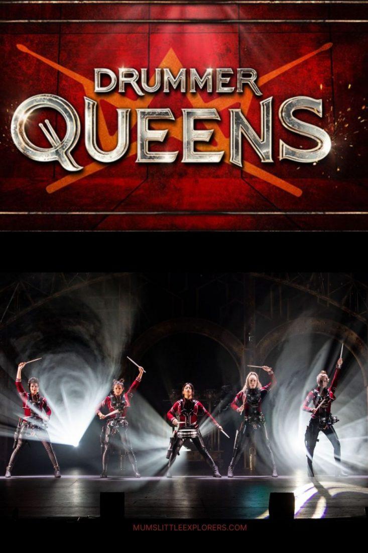 Drummer Queens Melbourne
