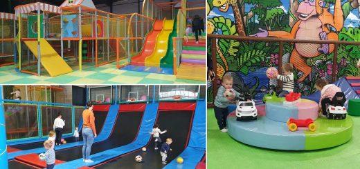 Kid Factory Indoor Playcentre Dingley Village2