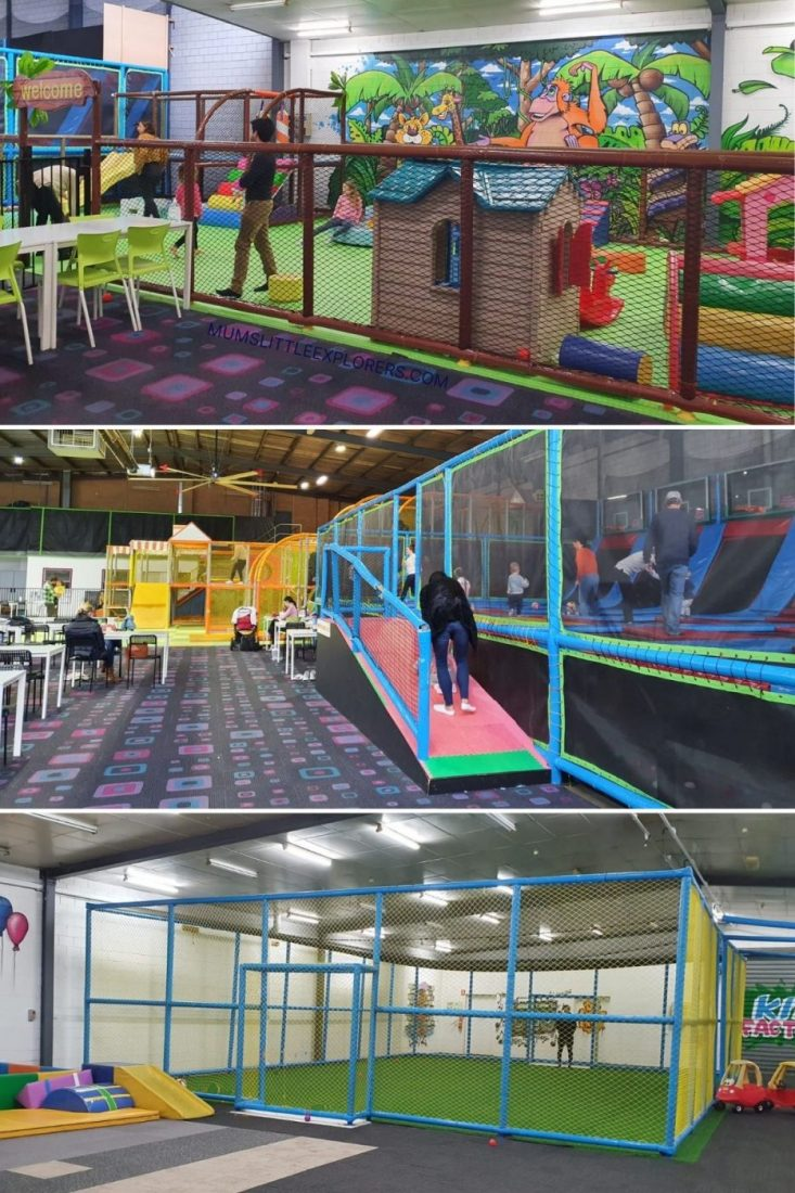 Kid Factory Play Areas