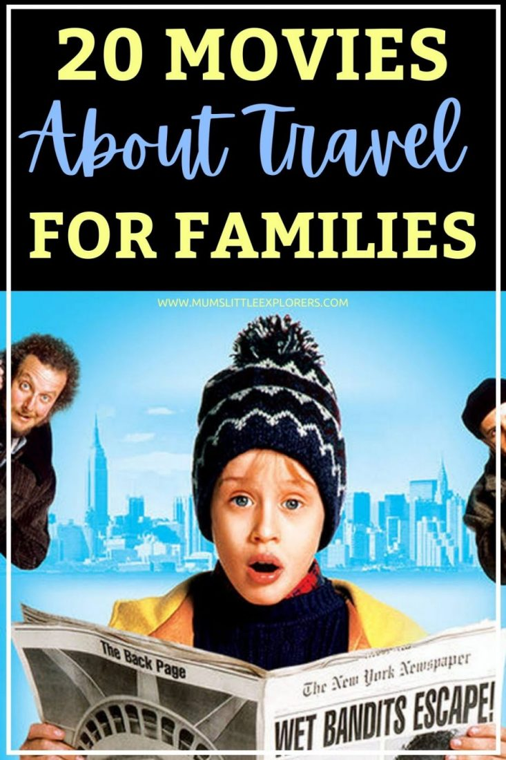 Movies about Travel for Families