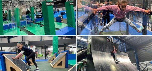 Ninja Parc Melbourne Ninja Warrior Obstacle Course
