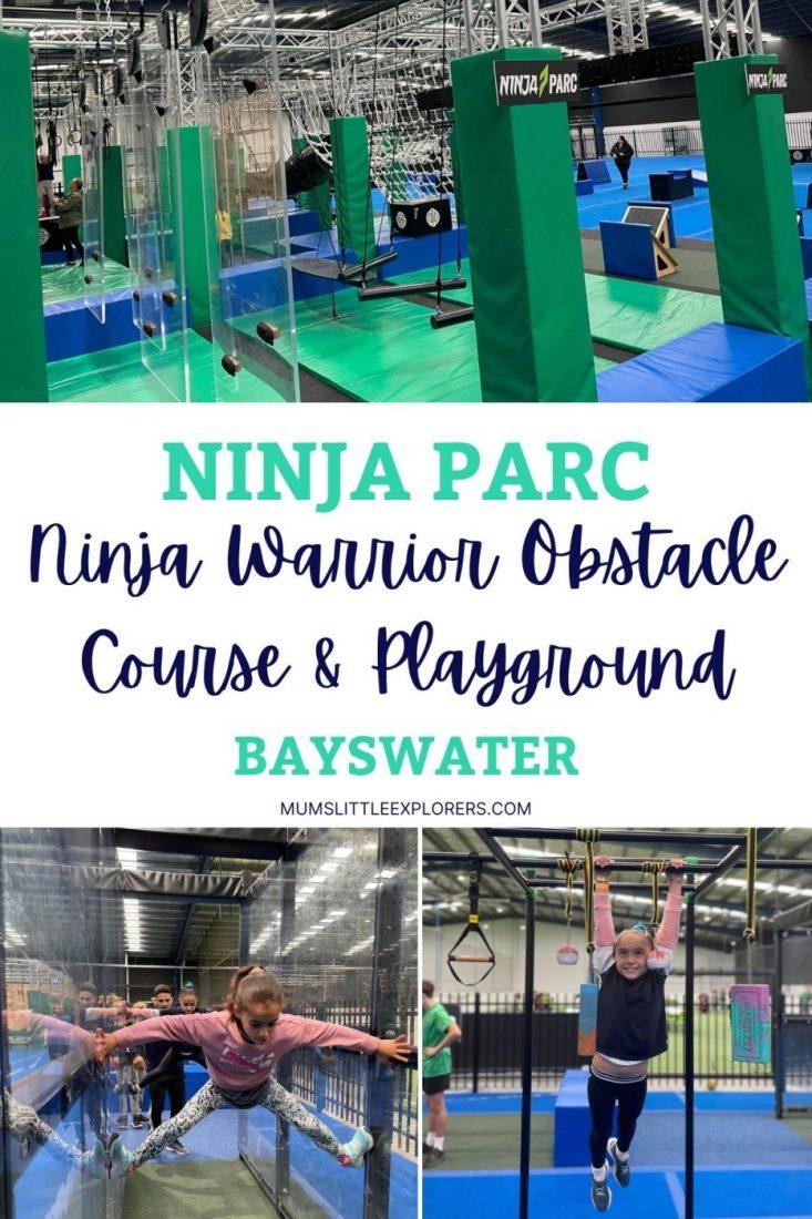 Ninja Parc Ninja Warrior Obstacle Course Melbourne