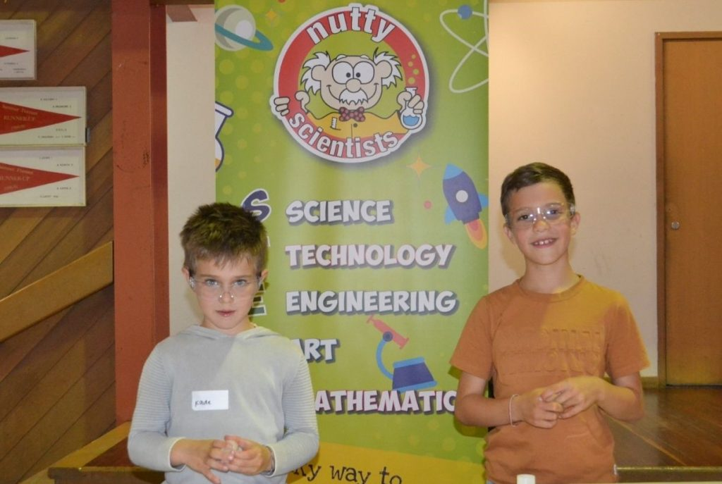 Nutty Scientists School Holiday Programs Melbourne