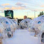 The Winter Village Melbourne 2021 | Igloos & Ice Skating