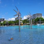 Cairns Lagoon on the Esplanade