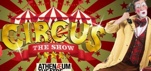 Circus Melbourne Comedy Show
