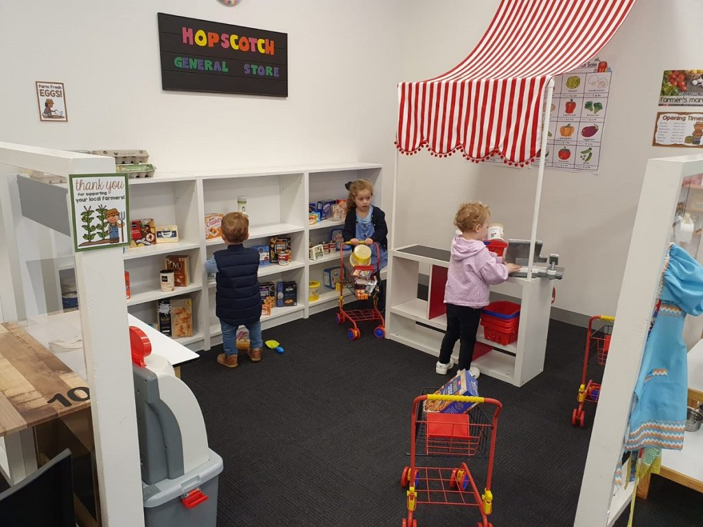 Hopscotch Play Cafe General Store