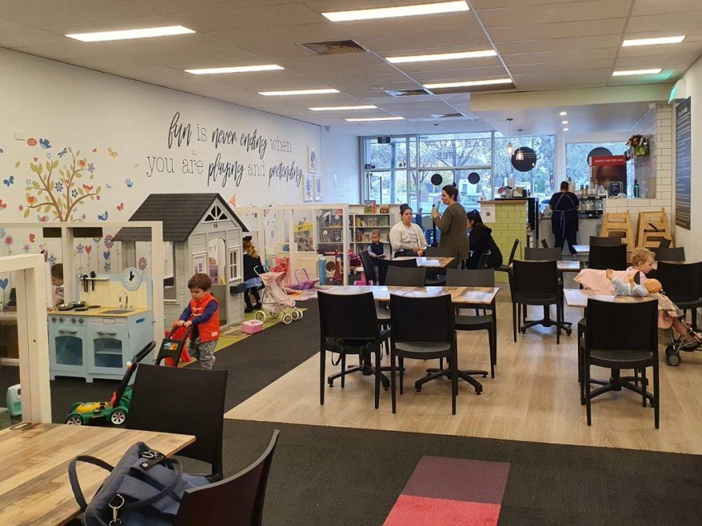 Hopscotch Play Cafe Space