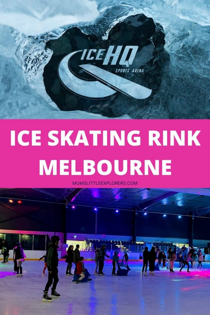 Ice HQ Ice Skating Reservoir