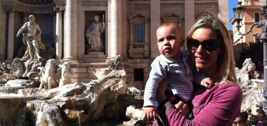 Italy with a baby or toddler tips