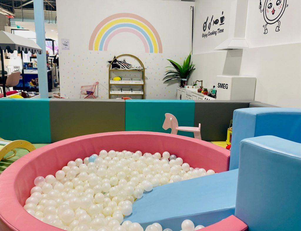 Landing Playcentre Toddler Area