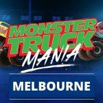 Monster Truck Mania, Melbourne 2022 at Rod Laver Arena