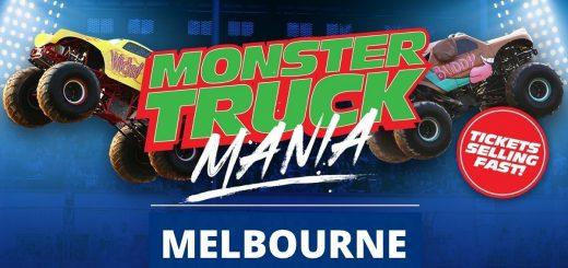 Monster Truck Mania Melbourne 2