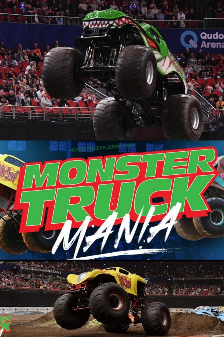Monster Truck Mania Melbourne
